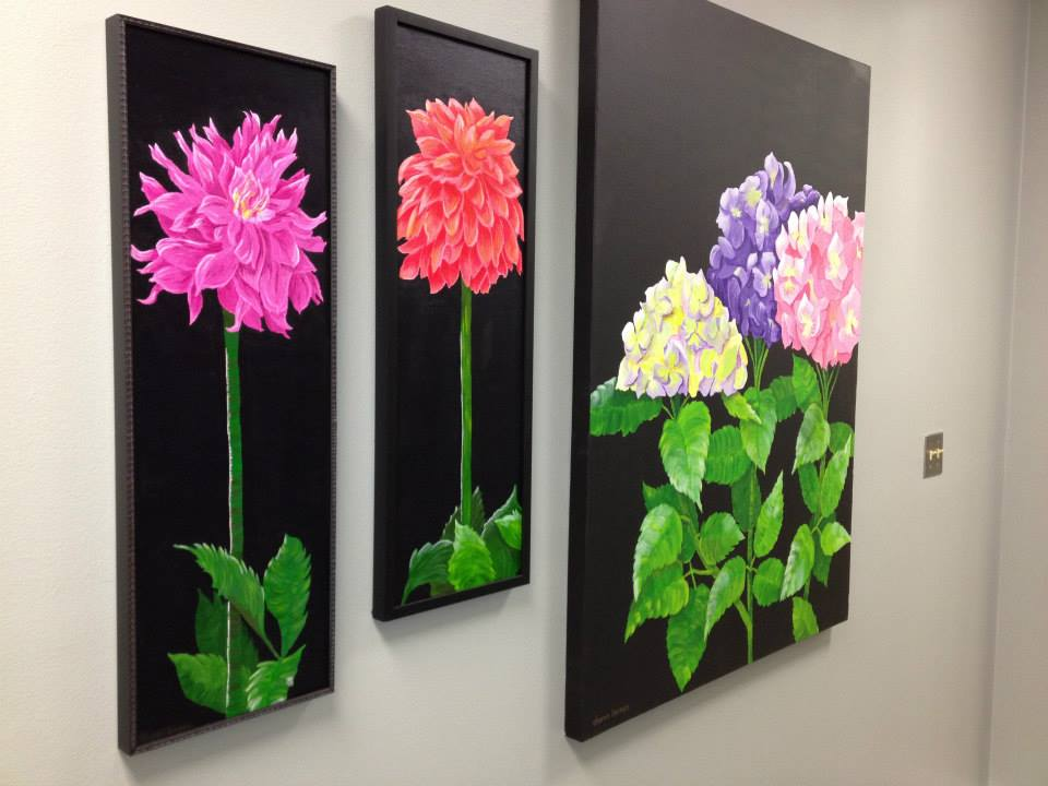 As your Durham Dentist, we love supporting local artists!