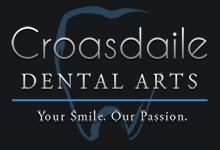 Croasdaile Dental Arts desktop logo