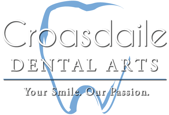 Croasdaile Dental Arts mobile logo