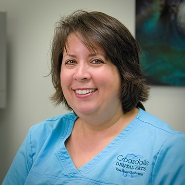 Kim A. who is a dental assistant at Croasdaile Dental Arts