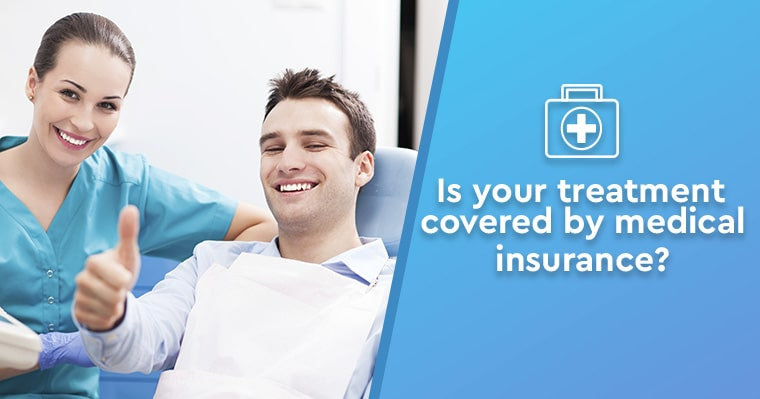 Is your treatment covered by medical insurance?
