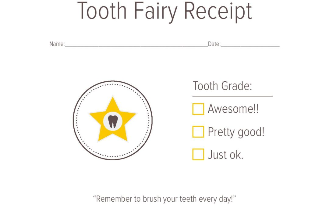 The Tooth Fairy's Top Tips to Help Your Toddler LOVE to Brush